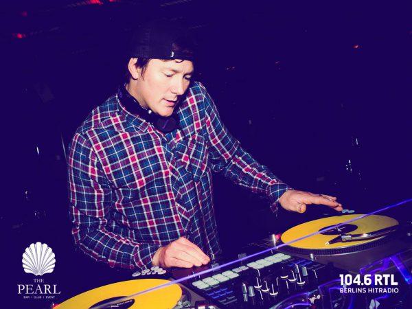 DJ Frank Noppe Afterwork Kudamm Pearl Cub Tatjana Rein Gerry Concierge 104 6 RT