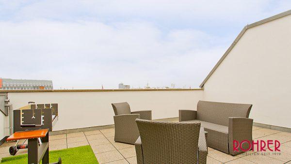 Terrasse Dachterrasse Balkon Maisonette Wohnung 10789 Berlin Kauf Objekt ID 100953 O 56440 Vermietet Elegant Maisonette Penthouse KaDeWe Rohrer