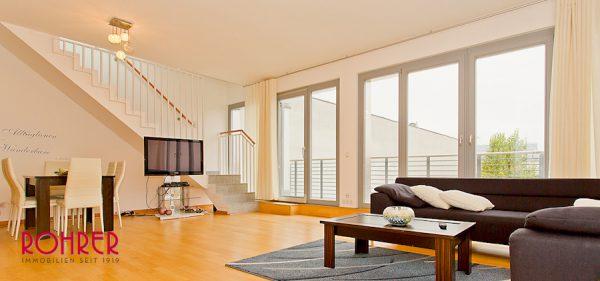 Wohnraum Wohnzimmer Maisonette Wohnung 10789 Berlin Kauf Objekt ID 100953 O 56440 Vermietet Elegant Maisonette Penthouse KaDeWe Rohrer
