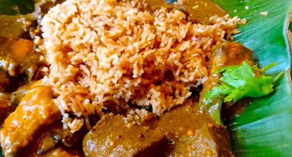 Restaurant Mount Lavinia ayurvedisch ceylonesisch Fen Shui Shane Samson Reis Kanguru Fleisch