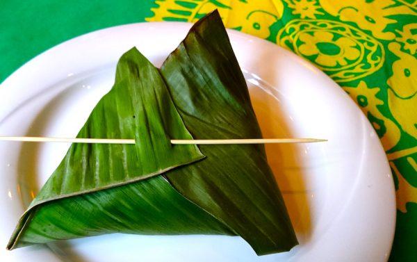 Restaurant Mount Lavinia ayurvedisch ceylonesisch Fen Shui Shane Samson Vorspeise