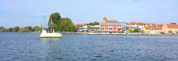MareMueritz Ufer Waren Mecklenburgische Seenplatte Neubau Wohnung Immobilie Kummerower See Mueritz Invest